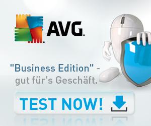 AVG Business Edition - Gut fürs Geschäft - Jetzt testen!